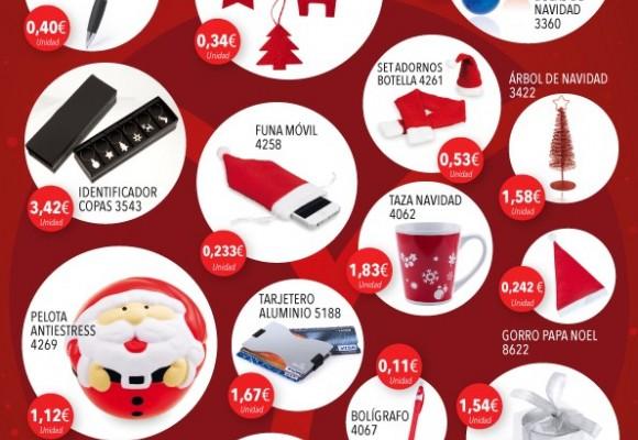 ¿Ya has decidido qué regalar a tus clientes estas Navidades?
